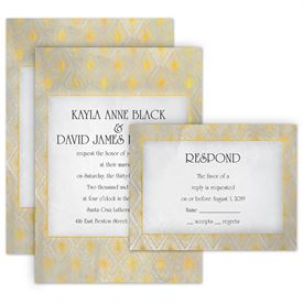 ann wedding invitations. all in one wedding invitations: diamonds invitation ann invitations