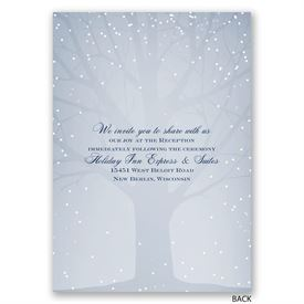 Romantic Lighting - All in One Invitation
