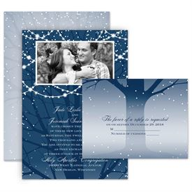 All in One Wedding Invitations: 