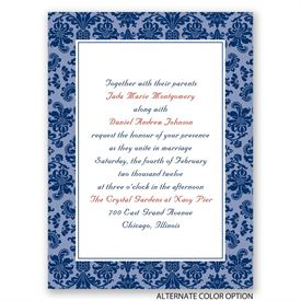 Clearly Refined - Petite Invitation