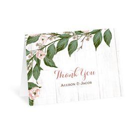 Farmhouse Floral - Thank You Card