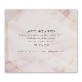 Rose Quartz - Information Card