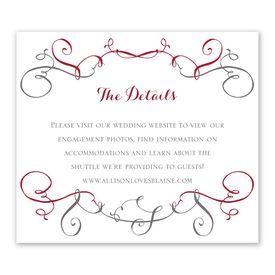 Swirling Beauty - Information Card