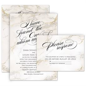 Wedding invitation sets free respond cards anns bridal bargains wedding invites free respond cards whom my soul loves invitation with free response postcard stopboris Choice Image