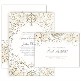 wedding invitation sets free respond cards ann s bridal bargains