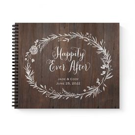 Ever After Guest Book