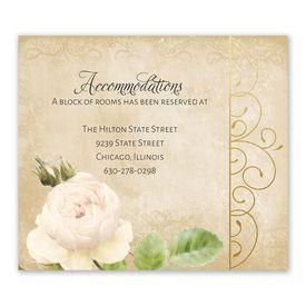 Peony Dream - Information Card