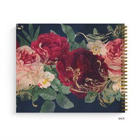 Florals and Flourishes - Guest Book