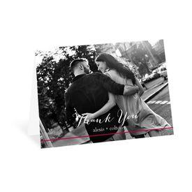 Minimalist Photo - Thank You Card