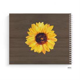 Country Sunflowers - Guest Book