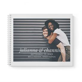 You And Me Guest Book