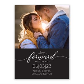From This Day Save the Date