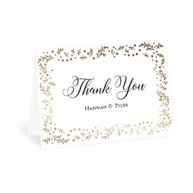 Wedding Thank You Cards: Love is Patient Thank You Card