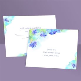 Wedding Response Postcards: 