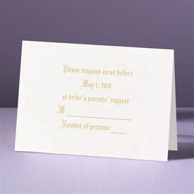 A Spiritual Path - Response Card and Envelope