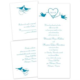 Love in the Air - Separate and Send Invitation