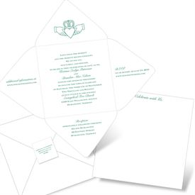 Design Your Own - Marquis - Seal and Send Invitation
