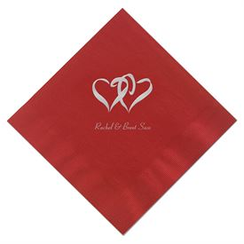Classic Red Dinner Napkin