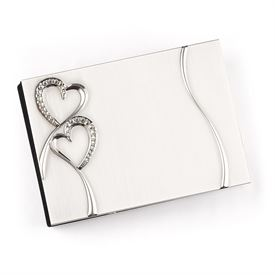 Sparkling Love Guest Book