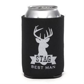 Stag Can Cooler - Best Man