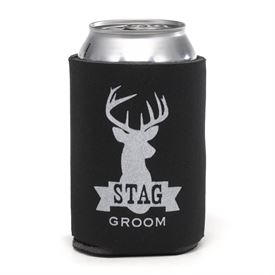 Wedding Gifts for Men: Stag Can Cooler Groom