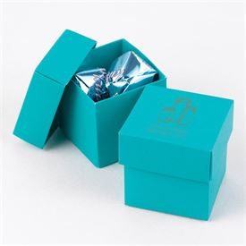 Palm Two-Piece Favor Boxes