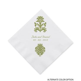 Clearly Refined - Cocktail Napkin