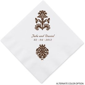 Clearly Refined - Dinner Napkin