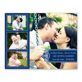 Photo Delight - Eclipse - Photo Save the Date Card