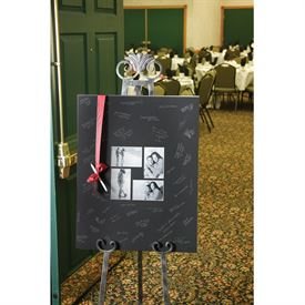 Wedding Guest Books and Pen Sets: Signature Photo Board