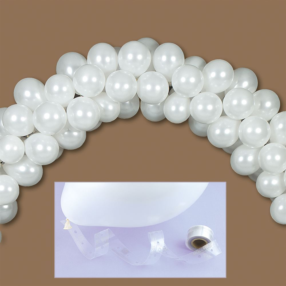 Arch balloon decorating strip