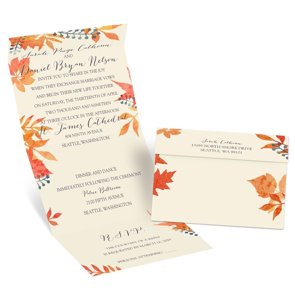 Send And Seal Weding Invitations 03 - Send And Seal Weding Invitations