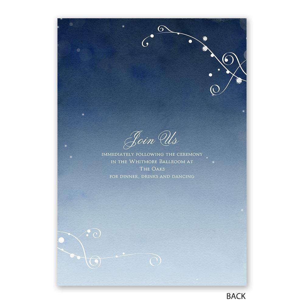 stars constellations invitation ann s bridal bargains